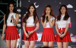 Kpop girl group Playback
