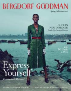 Spring Magazine cover 2016