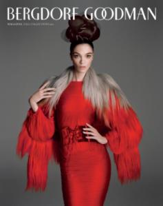 Bergdorf Magazine 2011 Cover